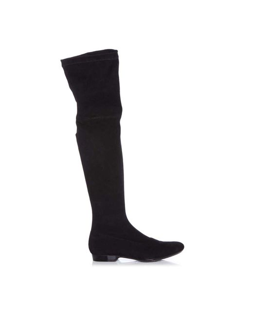 Robert Clergerie | Multicolor Over-the-knee Suede Boots | Lyst
