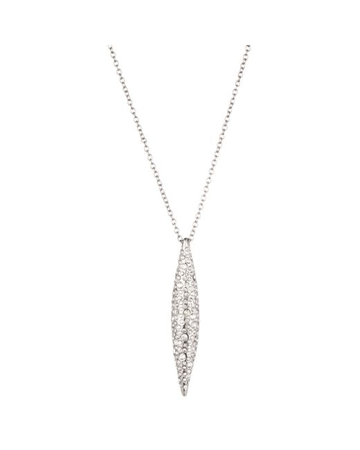 Alexis Bittar | Metallic Crystal Encrusted Short Spear Necklace You Might Also Like | Lyst