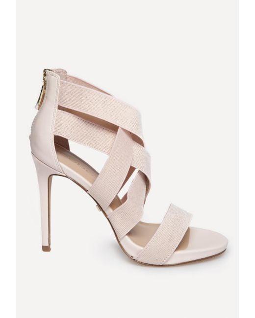 Bebe - Multicolor Emihly Strappy Sandals - Lyst
