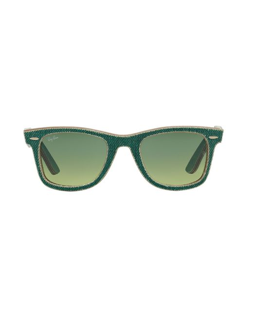Ray Ban Glasses Frames Green : Ray-ban Sunglasses in Green Lyst