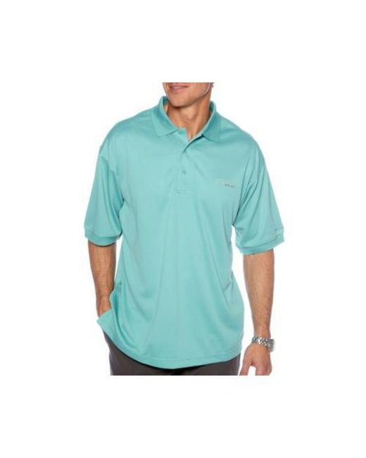 0518681eb30 Lyst - Columbia Pfg Perfect Casttm Polo Shirt in Blue for Men