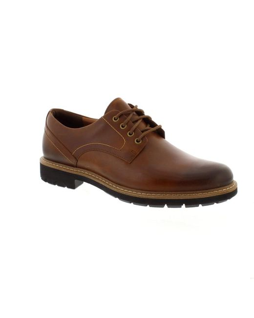 Clarks - Brown Batcombe Hall for Men - Lyst