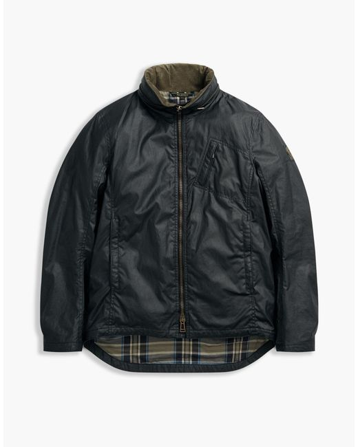 Belstaff | Black Citymaster Jacket for Men | Lyst