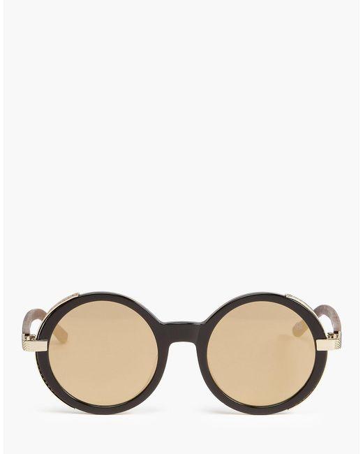 Belstaff | Multicolor Monaco Round Sunglasses | Lyst