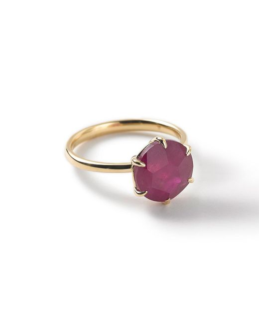 Ippolita - Purple 18k Rock Candy Ruby Ring - Lyst