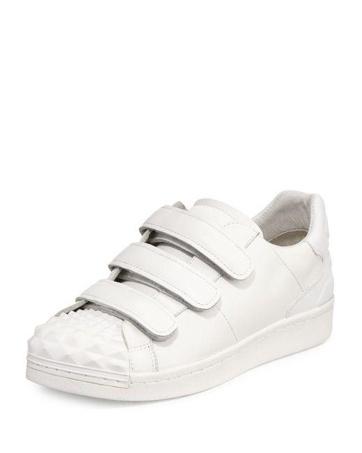 Ash   White Club 3 Grip-strap Sneaker   Lyst