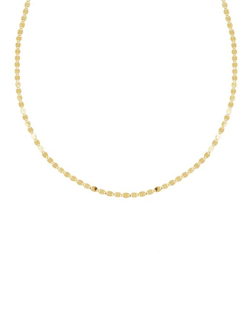 Lana Jewelry - Metallic Bond Nude Chain Choker Necklace - Lyst