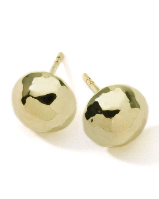 Ippolita   Metallic Ge394 1/2 Ball Stud   Lyst