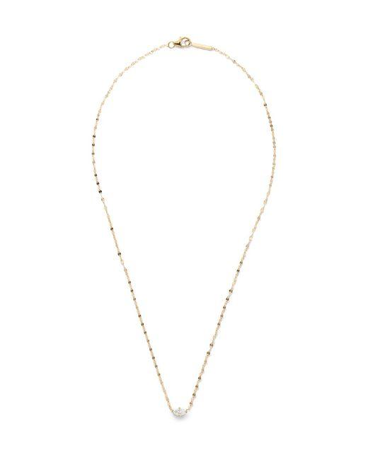 Lana Jewelry - Metallic 14k Gold Marquise-cut Diamond Pendant Necklace - Lyst