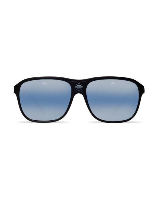30d7b18dc58 ... Vuarnet - Black 03 Acetate Pilot Sunglasses - Lyst ...