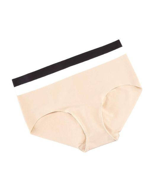 Commando | Black Cotton Bikini Briefs | Lyst
