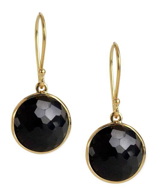Ippolita - Black Mini Lollipop Earrings - Lyst