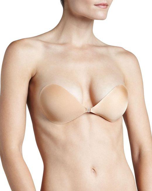 Fashion Forms - Natural Nubra Ultra Lite Adhesive Demi Bra - Lyst