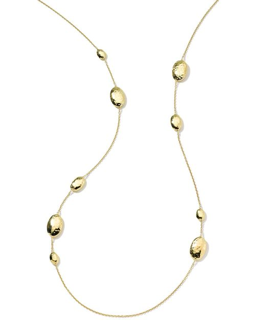 Ippolita | Metallic 18k Gold Glamazon Multi Lollipop Station Necklace | Lyst