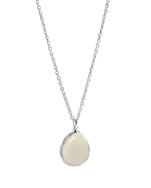 Ippolita   Metallic Mother-of-pearl Pendant Necklace   Lyst