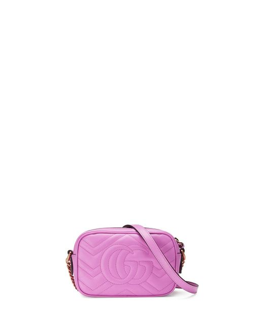 702f2f860216 Gucci Marmont Mini Camera Bag Pink | Stanford Center for Opportunity ...