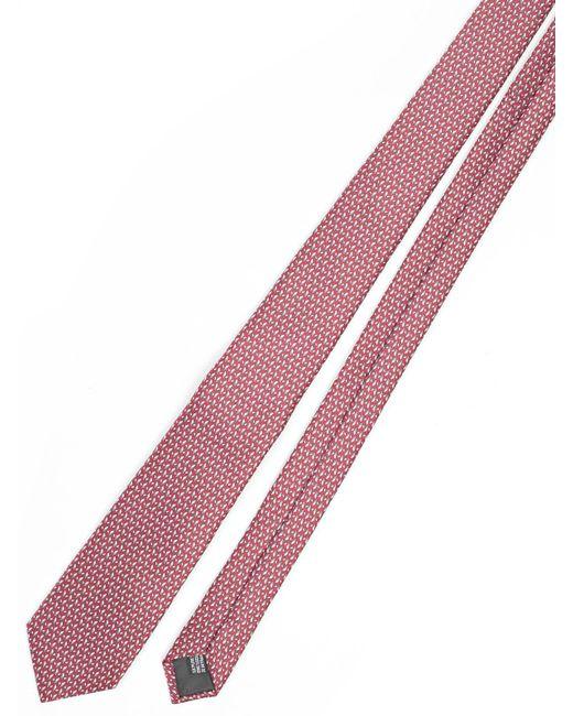 Lanvin - Multicolor Parure Cravatta+pochette for Men - Lyst