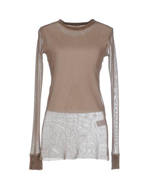 Almeria   Natural Sweater   Lyst