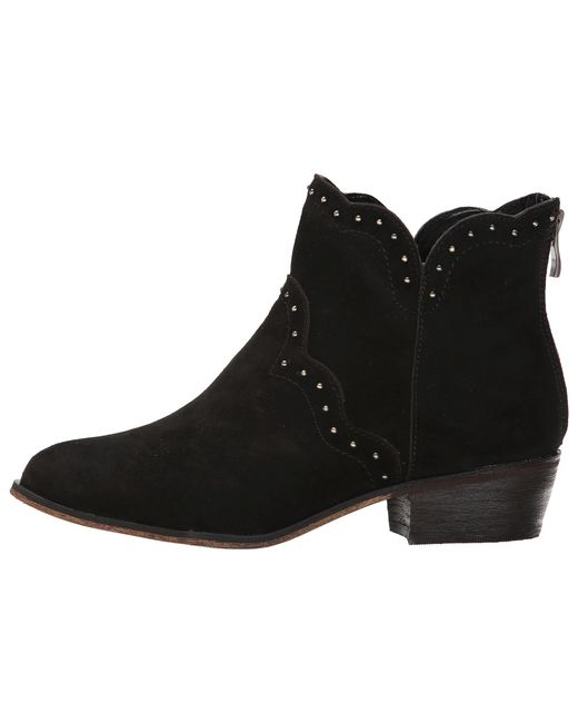 Chinese Laundry   Black Saunter Western Bootie   Lyst