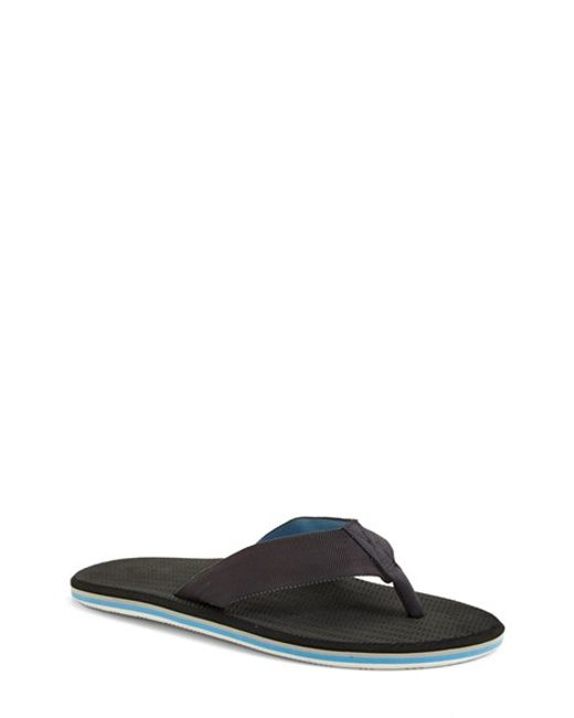 Hari Mari | Black 'dunes' Flip Flop for Men | Lyst