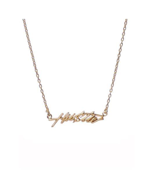 Bing Bang - Yellow Hustle Necklace - Lyst