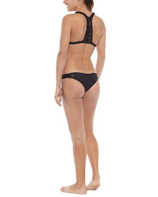 Mikoh Swimwear | Blue Cayman Bottom | Lyst