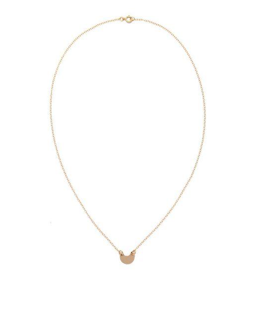 SIMONE JEANETTE | Metallic Liya Necklace | Lyst