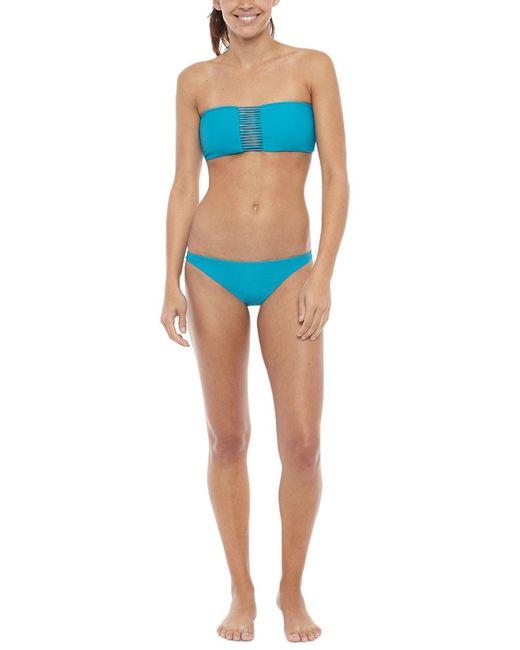 Mikoh Swimwear | Blue Miyako Bottom | Lyst