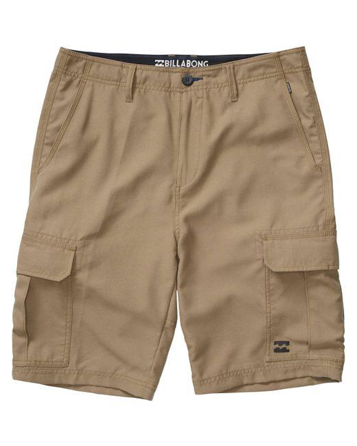 Billabong - Natural Scheme Submersible Shorts for Men - Lyst