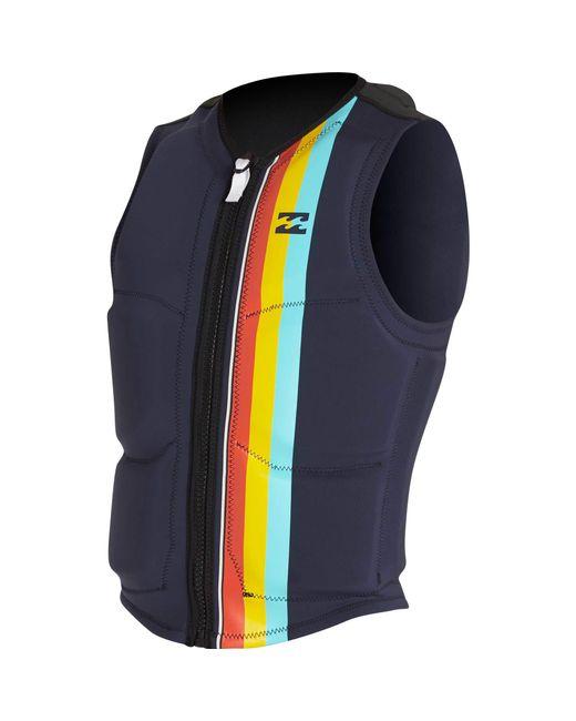 Billabong - Multicolor Dbah Wake Vest for Men - Lyst