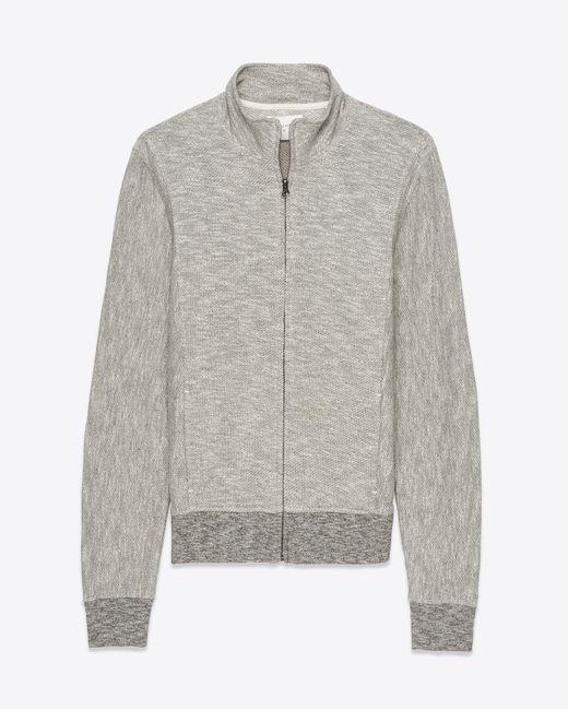 Billy Reid Track Jacket In Grey For Men Lyst