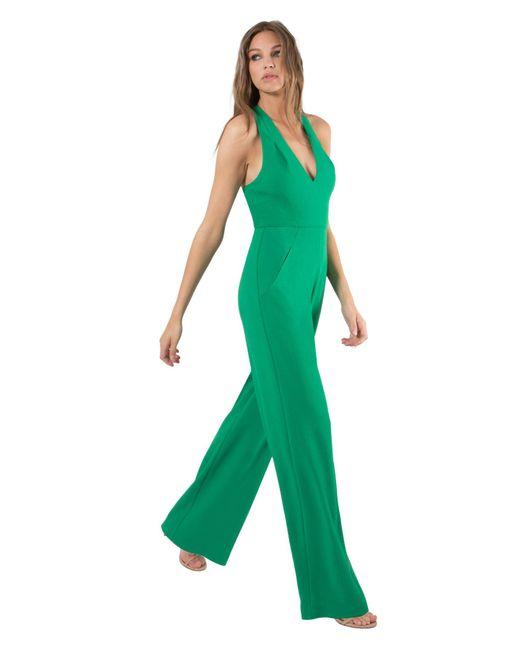 Black Halo - Green Jordan Jumpsuit - Lyst