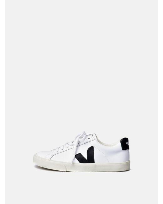 5934ec5d4d Lyst - Veja Esplar Leather Shoe in White for Men - Save 40%