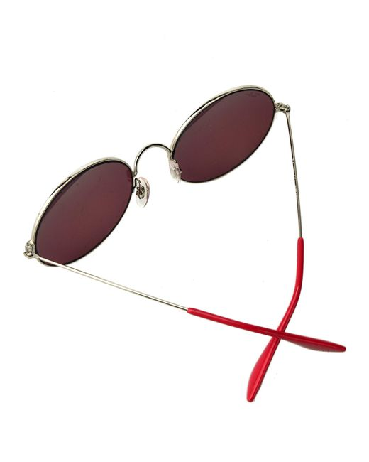 c273d3f4f16 ... Ray-Ban - Rb 3592 003 d0 Silver dark Red Classic - Lyst ...