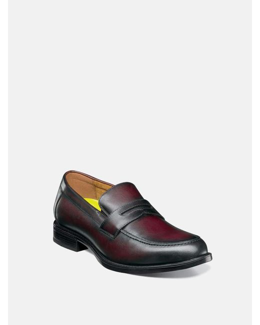 d8cc1257784 Florsheim - Multicolor Midtown Moc Toe Penny Loafer for Men - Lyst ...
