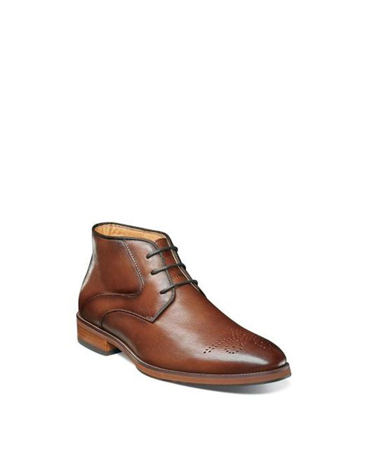 Lyst Florsheim Blaze Plain Toe Oxford in Brown for Men