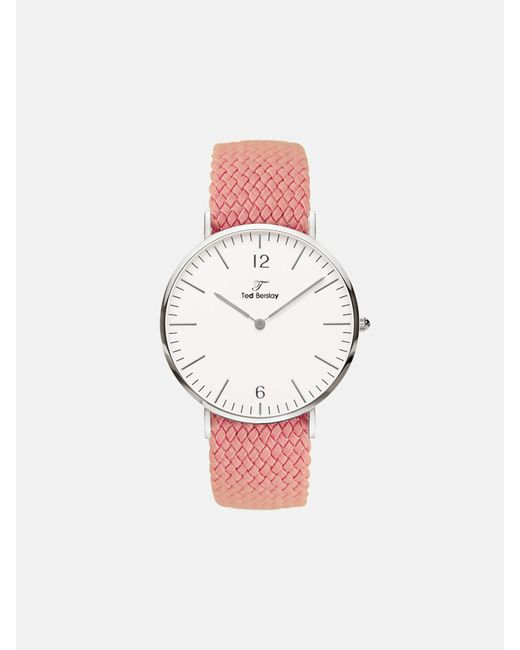 TED BERSLAY | Drepper Silver Pink | Lyst