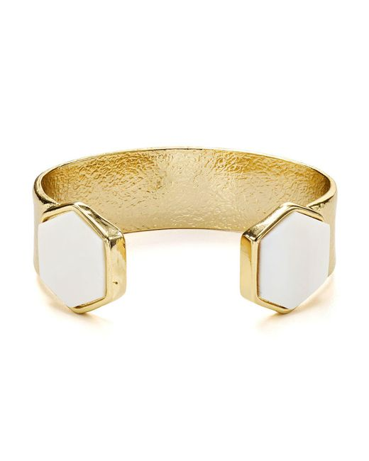 Stephanie Kantis   Multicolor Mother Of Pearl Cuff   Lyst