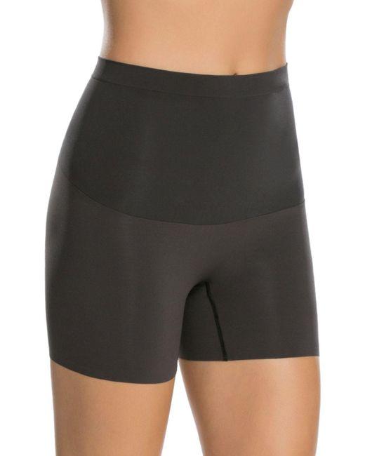 Spanx Black Shape My Day Girl Shorts