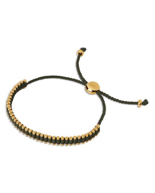 Links of London - Green Mini Friendship Bracelet - Lyst