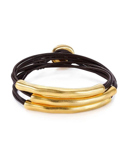 Uno De 50 - Metallic Not To Be Bracelet - Lyst