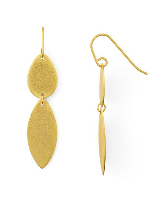 Stephanie Kantis - Metallic Breeze Earrings - Lyst