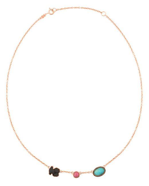 Tous - Multicolor Necklace - Lyst