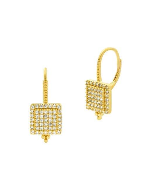 Freida Rothman - Metallic Ocean Azure Drop Earrings - Lyst