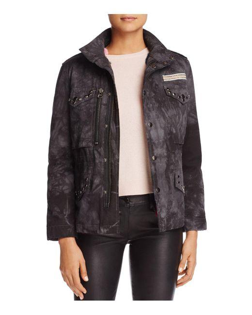 Jocelyn | Multicolor Rabbit Field Jacket & Fur Vest Liner | Lyst
