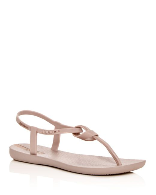 Ipanema - Natural Women's Ellie Thong Sandals - Lyst