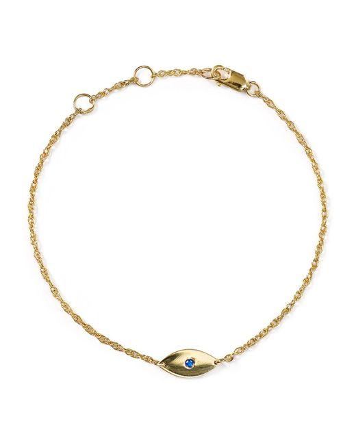 Jennifer Zeuner | Metallic Nazar Mini Evil Eye Bracelet | Lyst
