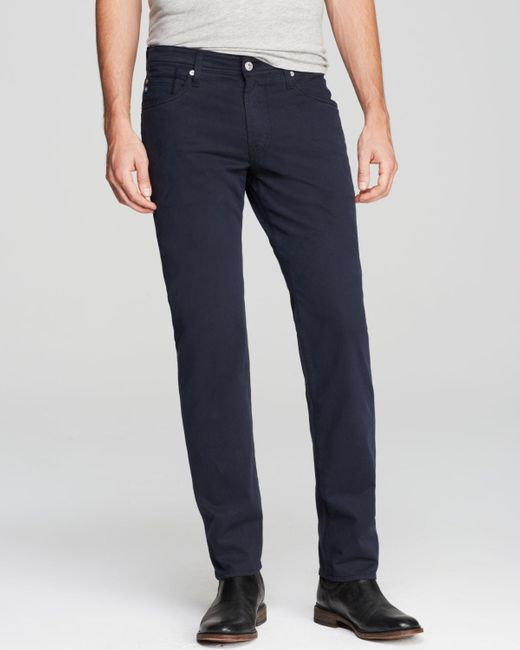 AG Jeans | Blue Graduate New Tapered Fit Jeans for Men | Lyst