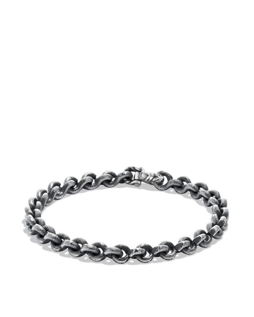 David Yurman | Black Petrvs Chain Bracelet for Men | Lyst