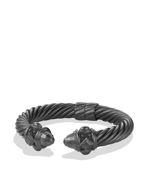 David Yurman   Black Renaissance Bracelet   Lyst